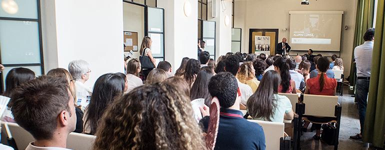 ALUMNI LUMSA presentata a Palermo