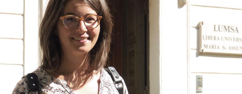Chiara Colella - Premio AICCRE