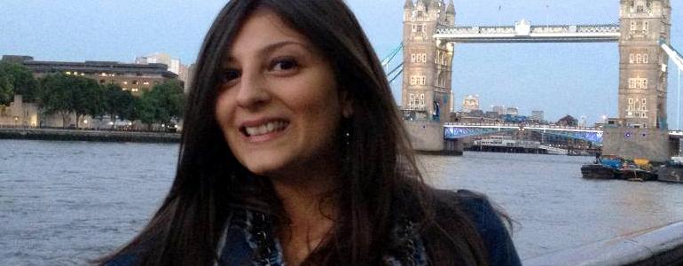 Laura Longo, psicologa e laureata LUMSA